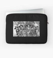Witch Hunters Laptop Sleeve