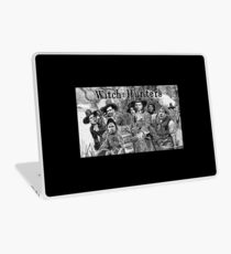 Witch Hunters Laptop Skin