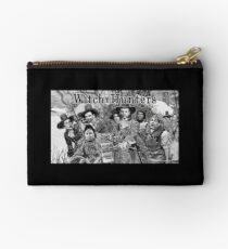 Witch Hunters Zipper Pouch