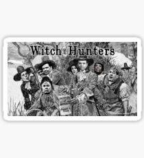 Witch Hunters Sticker