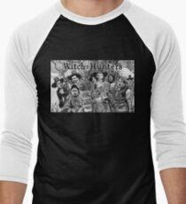 Witch Hunters Baseball ¾ Sleeve T-Shirt