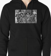 Witch Hunters Zipped Hoodie