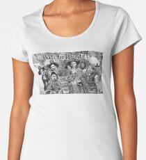 Witch Hunters Premium Scoop T-Shirt