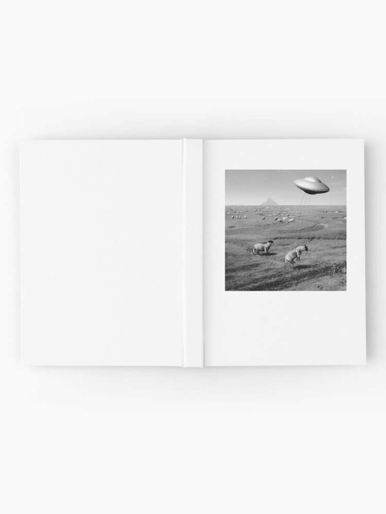 Alternate view of Night Flight Hardcover Journal