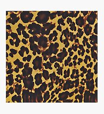 Exotic-ReAL LeOparD Photographic Print