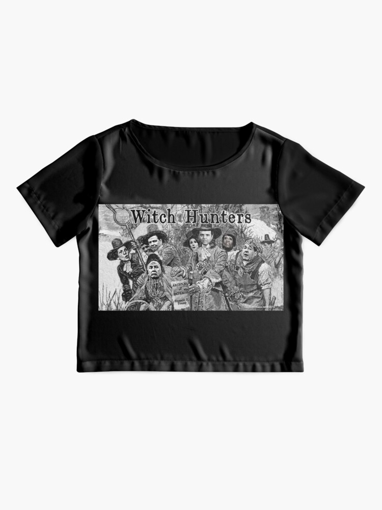 Alternate view of Witch Hunters Chiffon Top