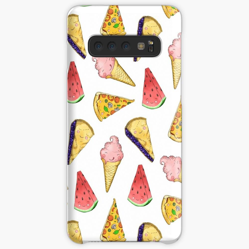 Happy Picnic Triangles Case & Skin for Samsung Galaxy
