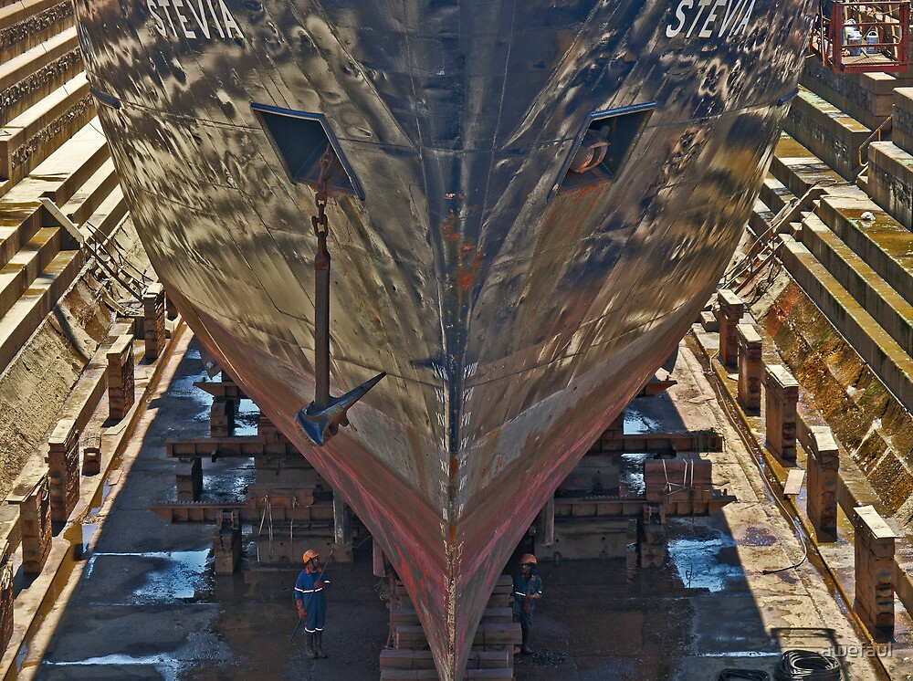 The dry-dock by awefaul