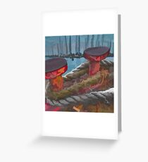 Sailers Rest Greeting Card