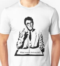 What would Atticus do?  Unisex T-Shirt