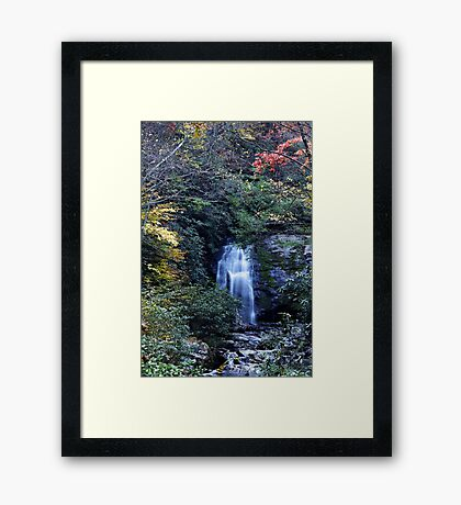 Meigs Fall III  Framed Print