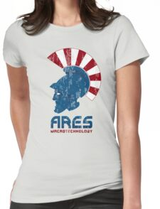 Ares Macrotechnology Womens Fitted T-Shirt