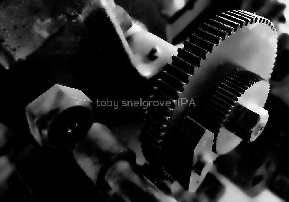 The Gears at the Toronto Brickworks by toby snelgrove  IPA