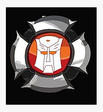 Transformers logo! Photographic Print