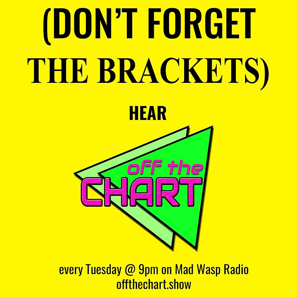 (Don't Forget the Brackets) by cuckoohead