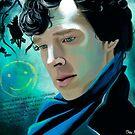 Sherlock von chloeroseart