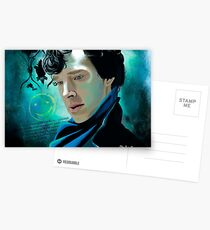 Sherlock Postcards