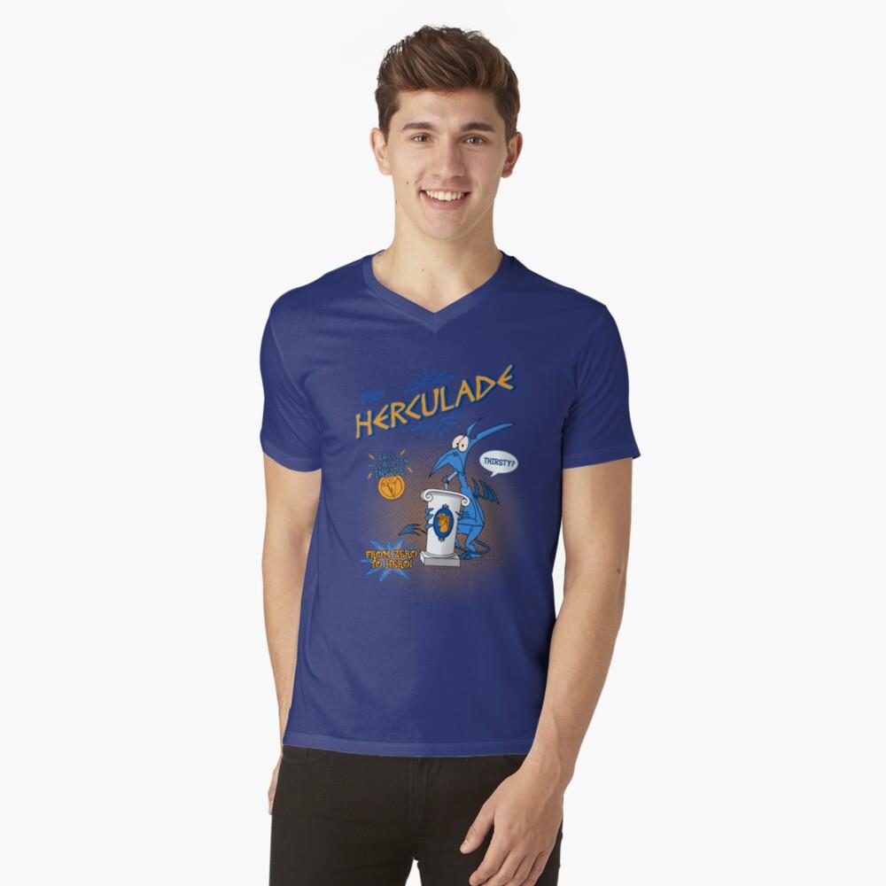 Herculade V-Neck T-Shirt