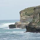 Rugged Cliffs  by trishringe