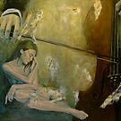 World of illusions - Paintings by Dorina Costras by dorina costras