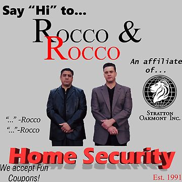 Rocco and Rocco Home Security (alt. design) by Xdirtydan304x