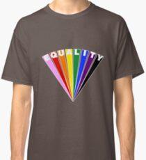 Equality Fan Classic T-Shirt