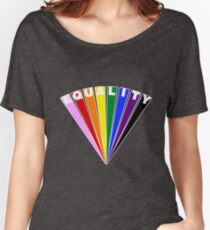 Equality Fan Relaxed Fit T-Shirt