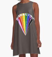 Equality Fan A-Line Dress