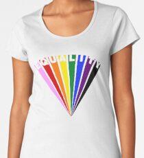 Equality Fan Premium Scoop T-Shirt