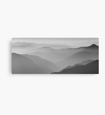The Subtlety of Nature Canvas Print