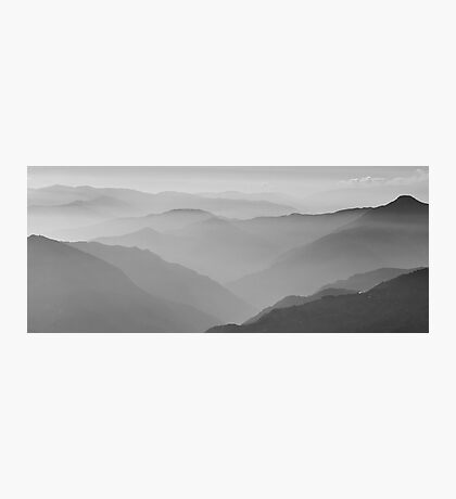 The Subtlety of Nature Photographic Print
