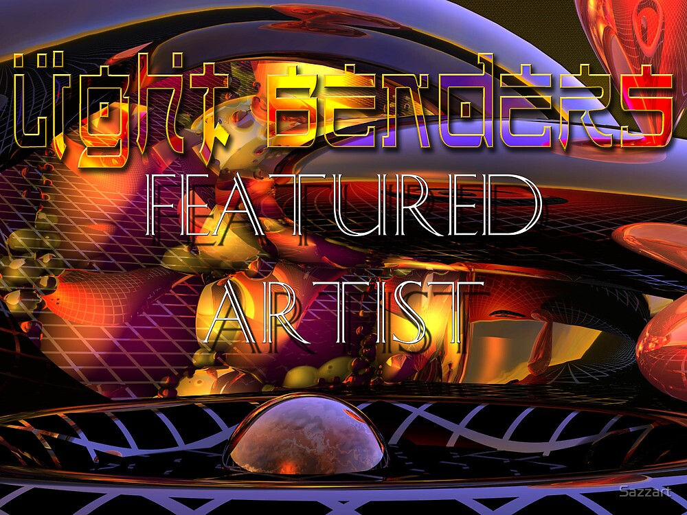 LB Featured Artist Graphic by Sazzart
