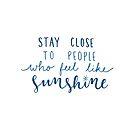 Sunshine by nicolecella98