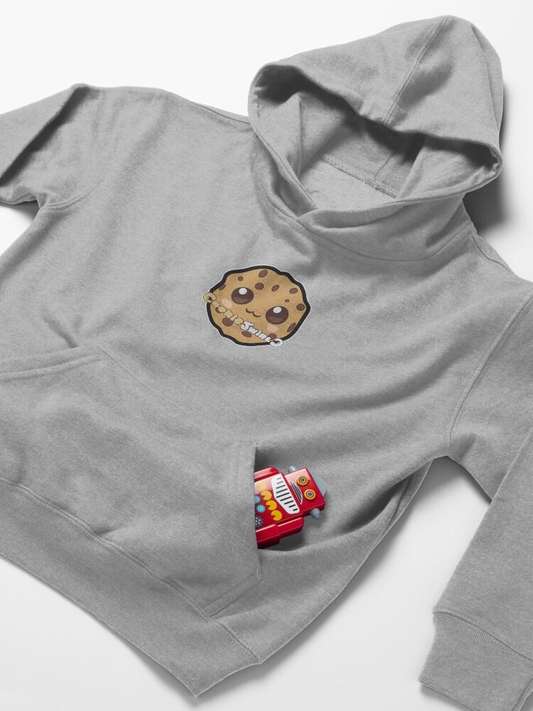 Alternate view of Cookie Swirl C Kids Pullover Hoodie