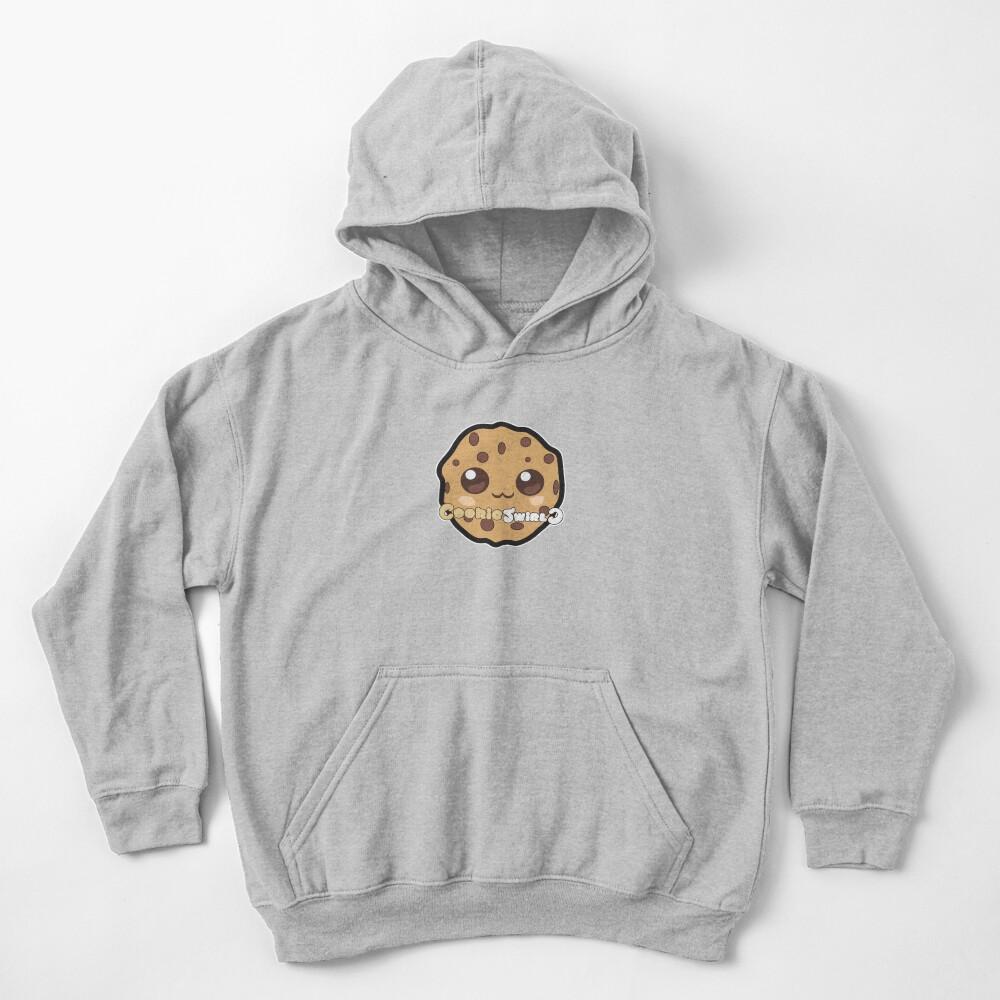 Cookie Swirl C Kids Pullover Hoodie