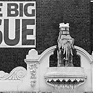 The Big Issue Elephant by JLaverty