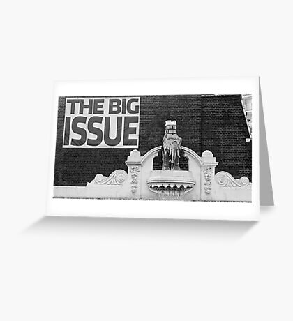 The Big Issue Elephant Greeting Card