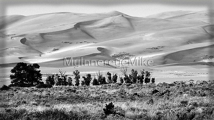 #400  The Great Sand Dunes Of Colorado by MyInnereyeMike