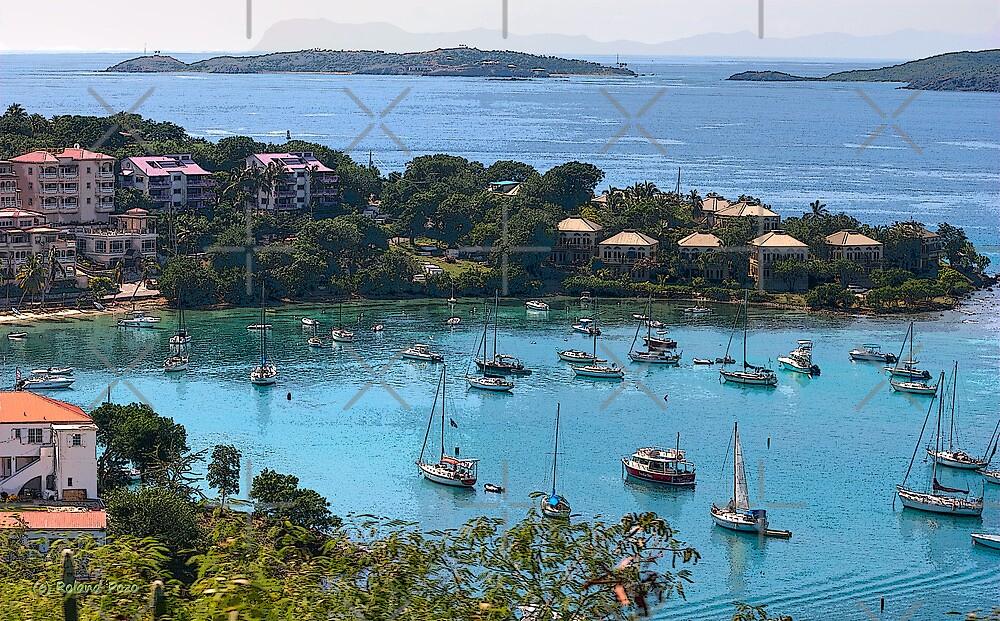 Cruz Bay by photorolandi