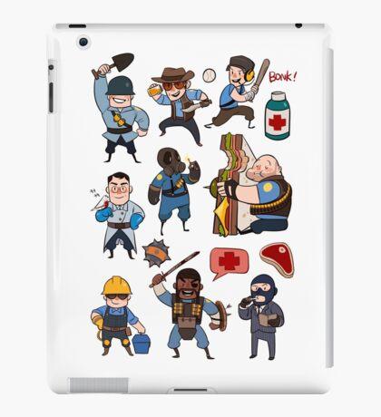 Team Fortress 2 / SD All Class iPad Case/Skin