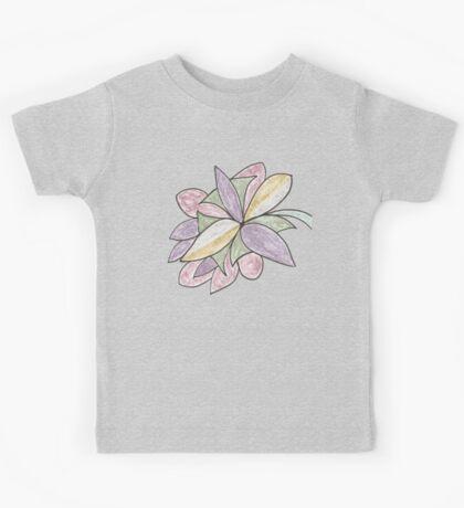 Pastel Flower Kids Clothes