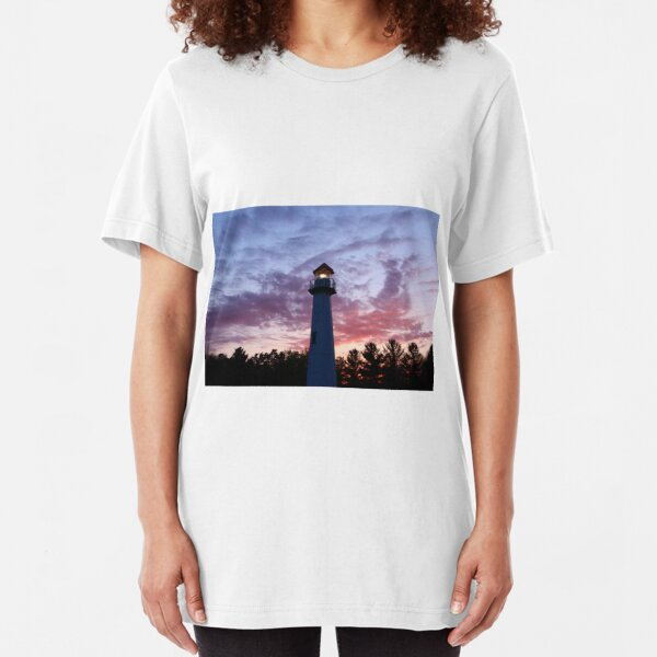 Lighthouse Michigan Slim Fit T-Shirt