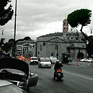 Rome... by Graham Southall