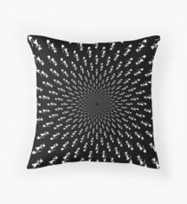 Marcus - Marcus Busting Out Throw Pillow