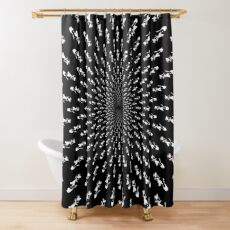 Marcus - Marcus Busting Out Shower Curtain