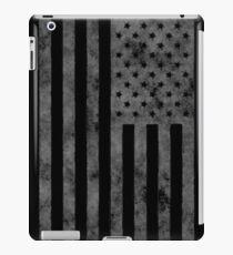 US Flag Grunge Style iPad Case/Skin