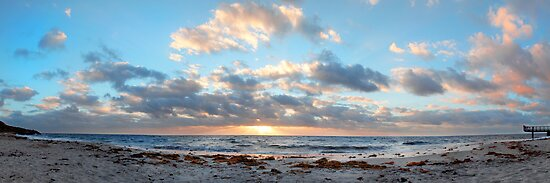Magical North Beach, Perth by Kat Stanley