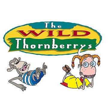 The Wild Thornberrys by Gindus