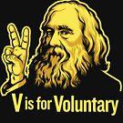 Lysander Spooner Voluntaryism by LibertyManiacs