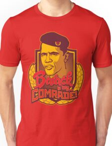 Barack is My Comrade T-Shirt